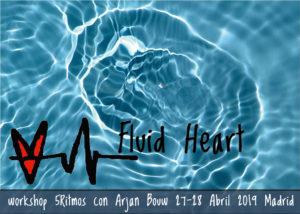 Arjan Bouw 5Rhythms Heartbeat Madrid