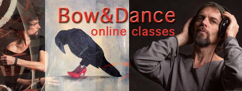 Arjan Bouw 5Ritmes lessen online