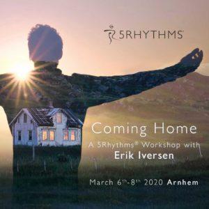 Erik Iversen 5Rhythms in Arnhem, the Netherlands
